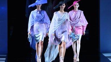 تشكيلة Giorgio Armani لربيع 2014