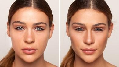 تحديد الوجه بالكامل