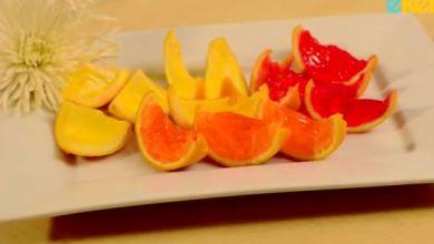 جيلو بالبرتقال