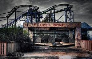 حديقة Six Flags في مدينة نيو اورلينز