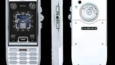 تعرفي على الهواتف الذكية الأكثر فخامة بالعالم