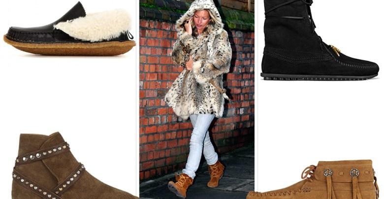 60b858321 أحذية البوت أبرز صيحات شتاء 2016 – أنثى