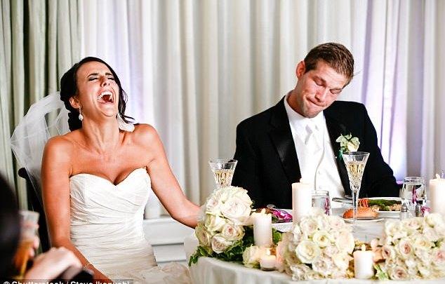 عادات لابد التخلص منها اثناء حفل زفافك