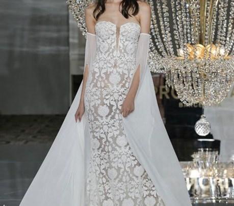 التميز والجرأة عنوان فساتين الزفاف لخريف 2018 مع التصاميم المبتكرة والعصرية