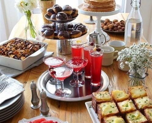 الفطور من أهم الوجبات الرئيسية إليك بعض الأفكار المميزة لتقديمه بطريقة شهية