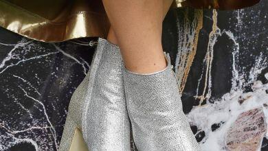 أحذيةالميتاليكية هي الأختيار الأفضل لك هذا الخريف
