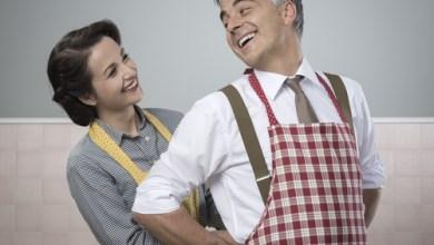 كيف تجعلي زوجك يساعدكي في أعمال منزلك؟!