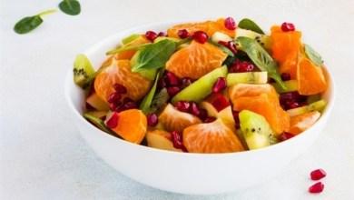 موسم الاعياد حيث الاطعمة والحلويات المختلفة اختاري منها الصحية