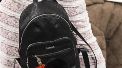 حقائب الظهر أو ما يعرفبالـ Backpackمن الحقائب الرائجة لشتاء 2018