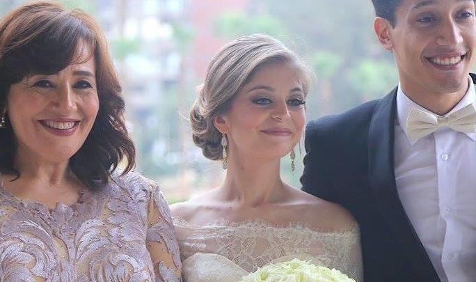 زفاف المطرب أحمد الحجار ابن الفنان المصري علي الحجار في أجواء اسرية رائعة