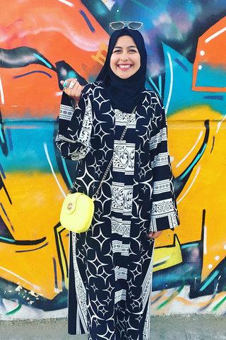 أزياء رمضان للجسم الكيرفى