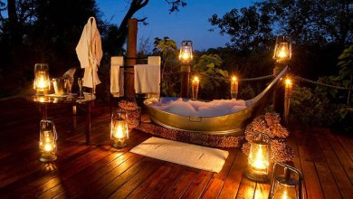 Sanctuary Baines' Camp في بوتسوانا