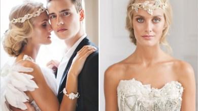 اكسسورات لشعر العرائس 2013