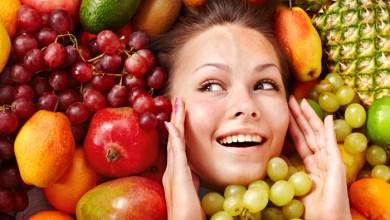 ماهي الاطعمة التي تحبها بشرتك