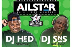 DJ SNS & DJ Hed are DJing a 25 + Day Party at Vine Lounge.