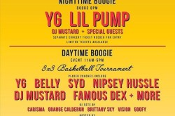 2 Events, 1 Day. 4Hunnid & True Religion presents The Boogie