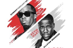 Diddy & Kevin Hart will be at Academy Nightclub in Hollywood.