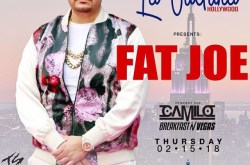 Fat Joe is hosting La Cultura Thursday's at Playhouse Nightclub