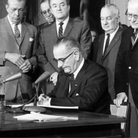 LBJ, The Great Society, Good Intentions & Unintended Consequences