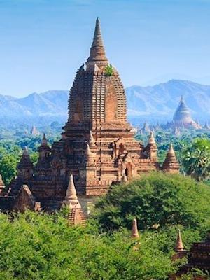 Bagán, Birmania