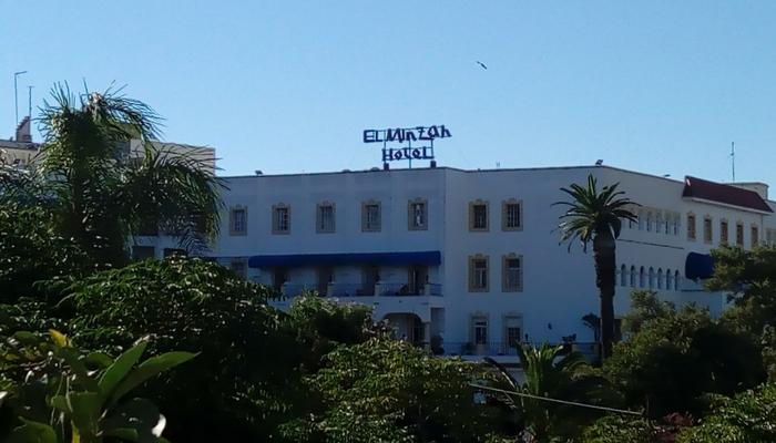 Hotel&spa El Minzah en el barrio diplomático