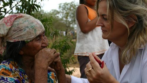 Pilar Mateo investiga para proteger a los más débiles