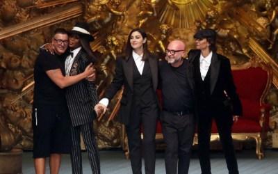 Desfile de Dolce&Gabbana, oda a la diversidad