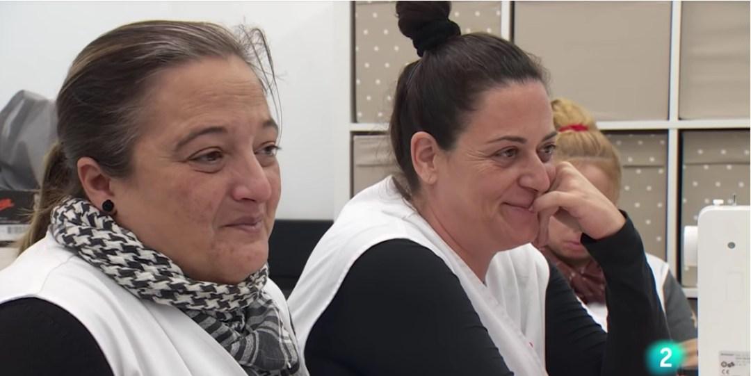 Documental Paralizados en el programa Crónicas de rtve, 2019