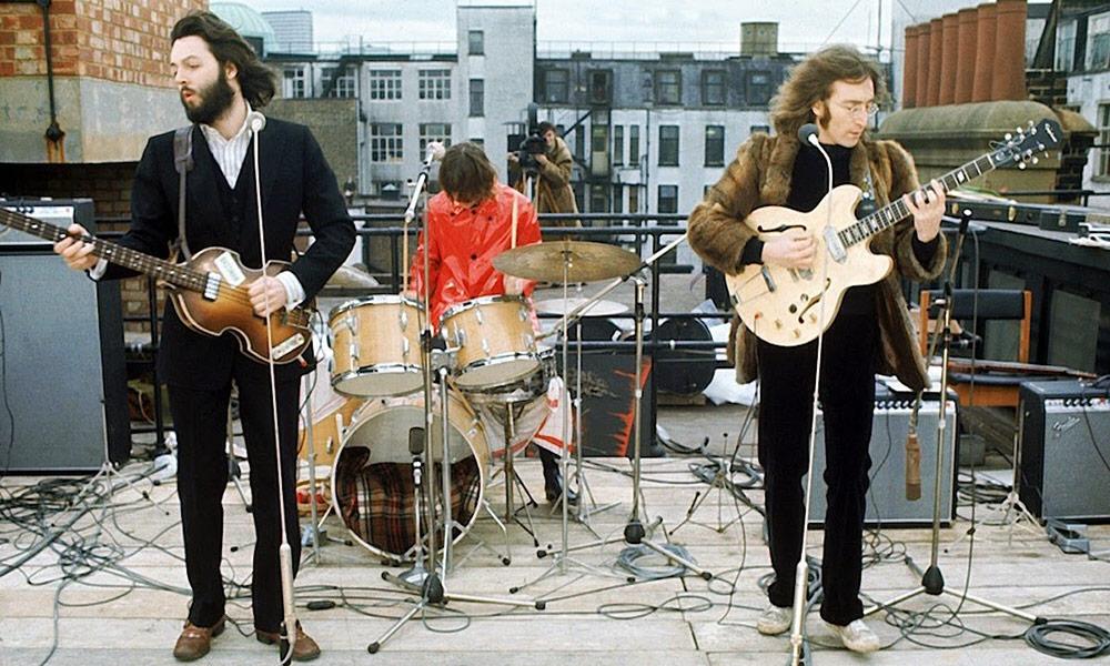 El último concierto de The Beatles en la azotea de Abbey Corp.