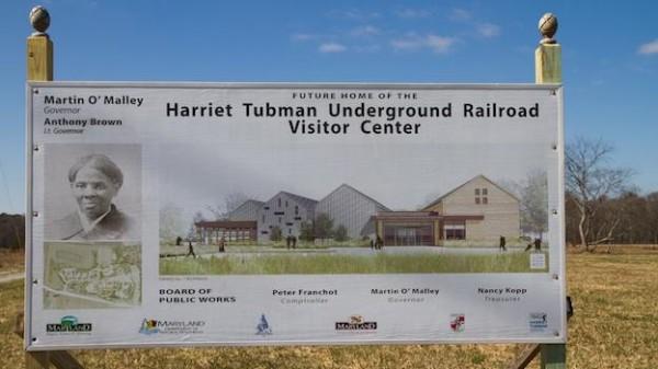 Harriet Tubman Underground Railroad National Monument