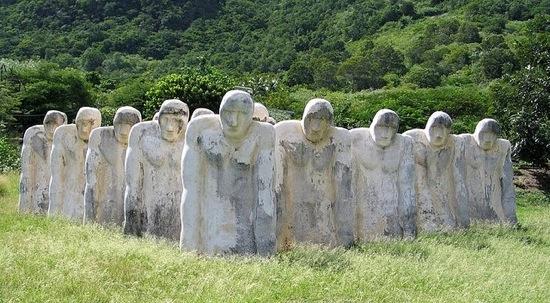 Martinique-Slave-Memorial