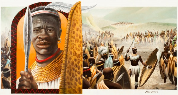 Shaka, King of the Zulus