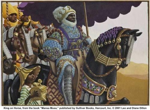 King Mansa Musa I