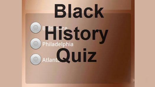 Black-History-Quiz