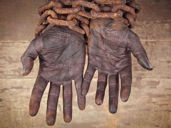 Slaves in Shackles