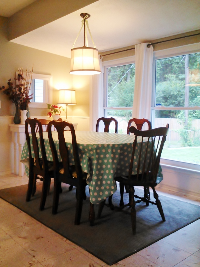 Breakfast Nook On The Cheap