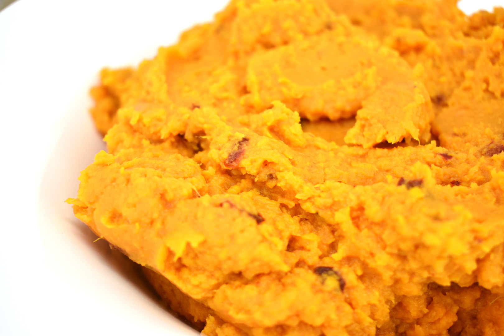 Mashed Sweet Potatoes with Chipotles and Maple Syrup