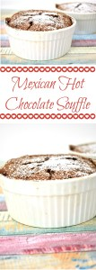 Mexican Hot Chocolate Souffle Pin