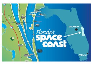 Space Coast Tourism Archives - On the Go in MCO