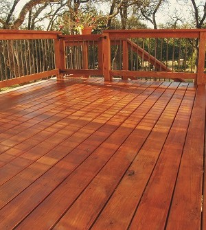 Alternative decking