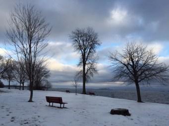 Lake Ontario, January 5, 2016