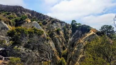 Top of canyon shot