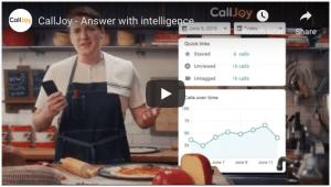 Call Joy Google's Call Automation