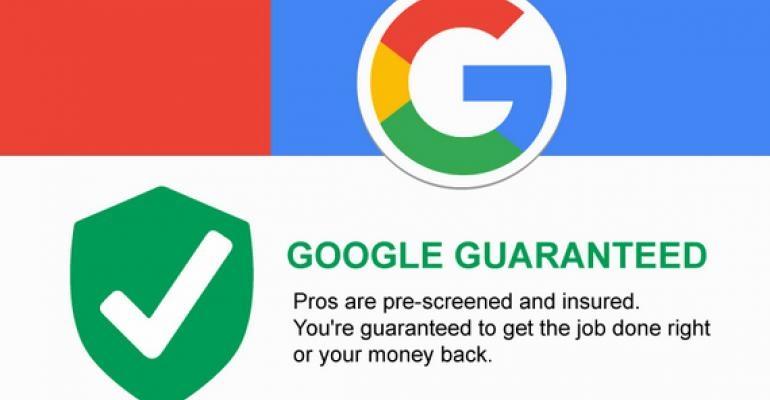 Google-Screened Guarantee-Program