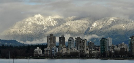 living in vancouver canada