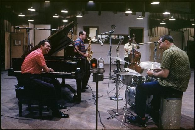 brubeck in the studio733