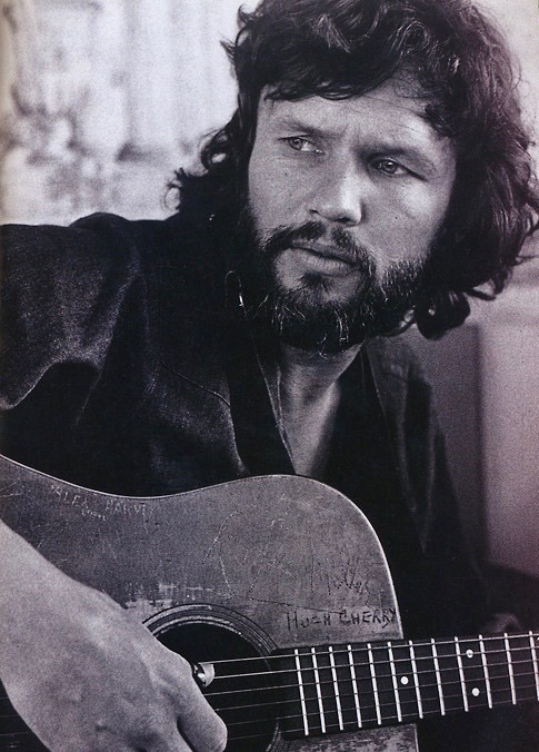 Kris Kristofferson…Country's Bob Dylan – On The Records