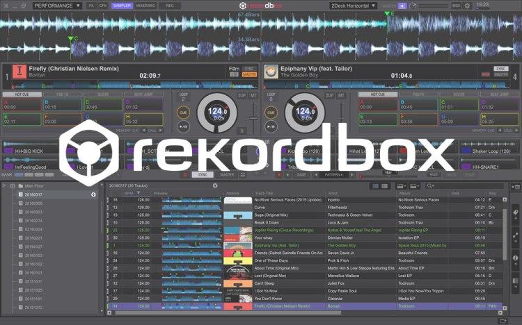 Rekordbox DJ 4.1.1