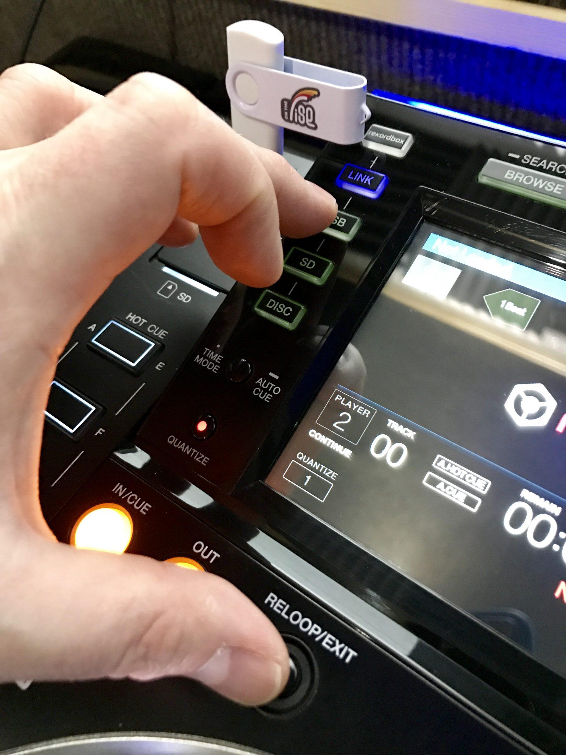 Update Pioneer CDJ Nexus Firmware - On The Rise DJ Academy