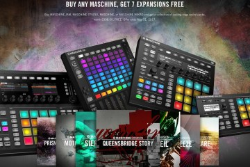 Native Instruments MASCHINE - 7 Free Expansions